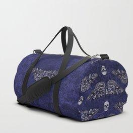Deathshead Moth Duffle Bag