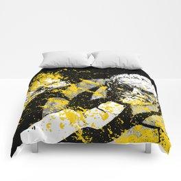 That Yellow Bastard Comforters