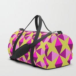 Geo 60s twinkle Duffle Bag