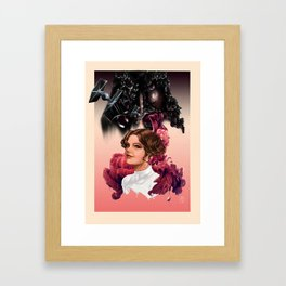 Its a trap! Framed Art Print