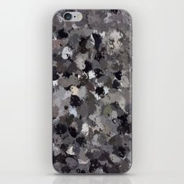Iceland Skogar Rocks 2405 iPhone Skin