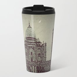 Taj chrome Travel Mug