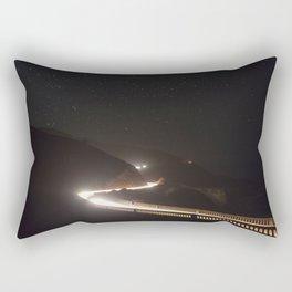 Bixby Bridge Rectangular Pillow