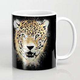 Tiger - Paint Dubs Smears - Grunge Coffee Mug