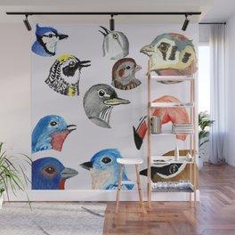 birds multi Wall Mural