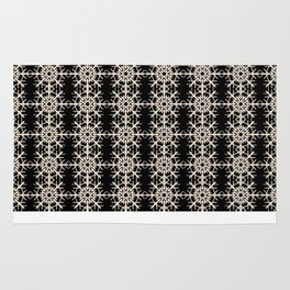 French-American pattern Rug