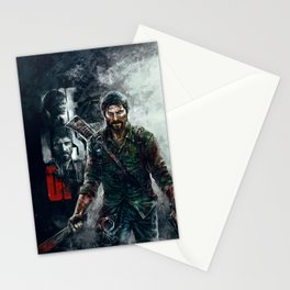Joel - The Last of Us Stationery Cards