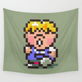 Pokey Minch - Earthbound/Mother 2 Wall Tapestry