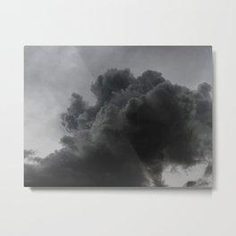 Midwest Storm Metal Print