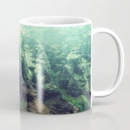 Na' Pali Cliffs Kauai Hawaii Coffee Mug