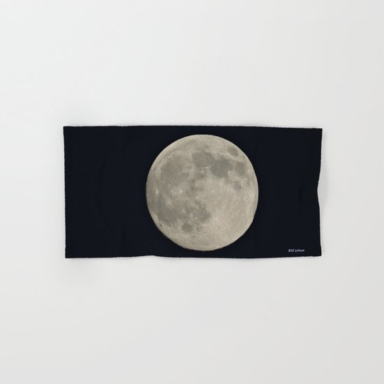 Another August Moon Hand & Bath Towel