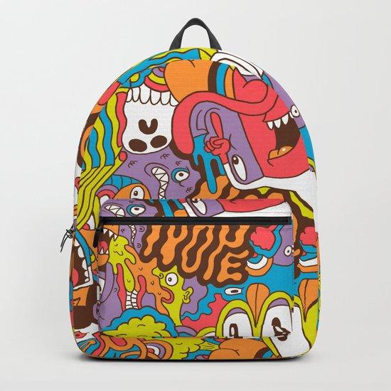 Hey Wait Backpack