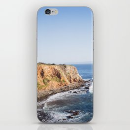 Point Vicente Lighthouse (color version) iPhone Skin