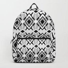 Forever Diamonds Pattern Backpack