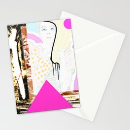 Woman N28 Stationery Cards
