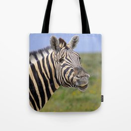 SMILE - Africa wildlife Tote Bag