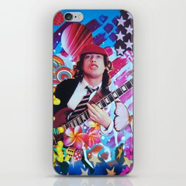 Angus Young iPhone Skin