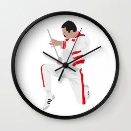 Fred M. Wall Clock