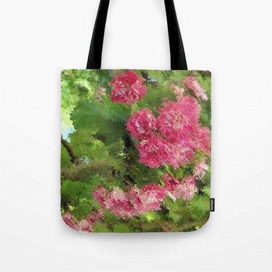 Romance á la Provence Tote Bag