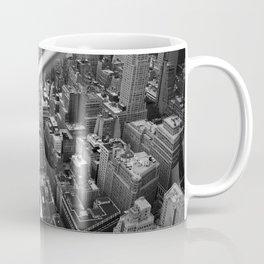 Manhattan from Above, 2018 Coffee Mug