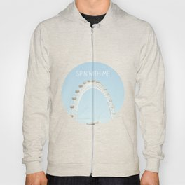 Spin with me Hoody