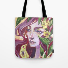 Canary Tote Bag