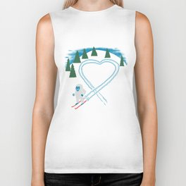 Believe...In Love Biker Tank