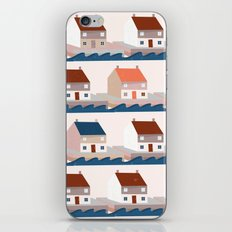 A house by the sea iPhone & iPod Skin