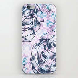 Pattern - Floral theme - 1 iPhone Skin