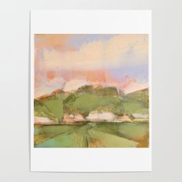 Joyous oaks Poster