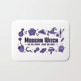 Modern Witch Do No Harm Bath Mat