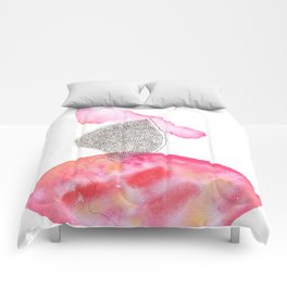Scandi Micron Art Design | 170412 Telomere Healing 33 Comforters