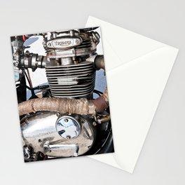 Triumph Salt Flats Racer Stationery Cards
