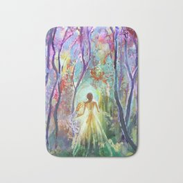 Dance of the Changing Leaves Bath Mat