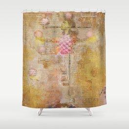 the juggler Shower Curtain