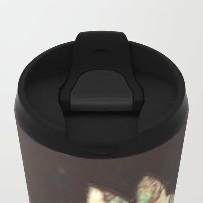 rabbit-237 Metal Travel Mug