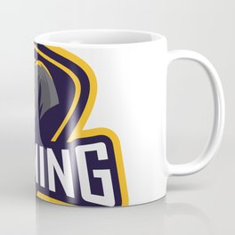Awesome Elephant Logo Squad Gaming Coffee Mug