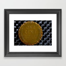 wheatycuts Framed Art Print