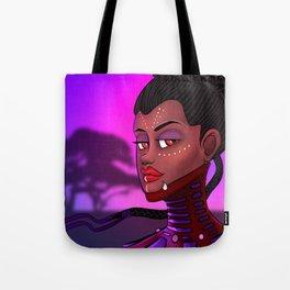Shuri, Daughter of Wakanda. Tote Bag