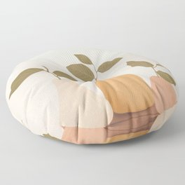 Three Little Branches Floor Pillow