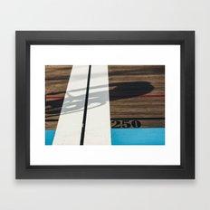 VELODROME SERIES II Framed Art Print