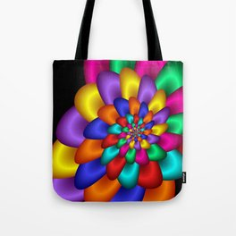 turn around with colors -28- Tote Bag