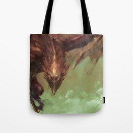 Sky Wyvern Tote Bag