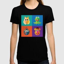 Muppet Minimalism T-shirt