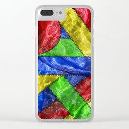 Magnum Cut Clear iPhone Case