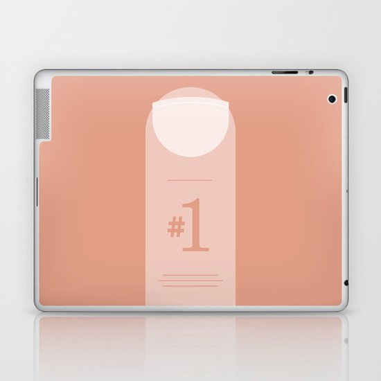 Number 1. Laptop & iPad Skin