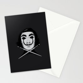 D for Dali Stationery Cards