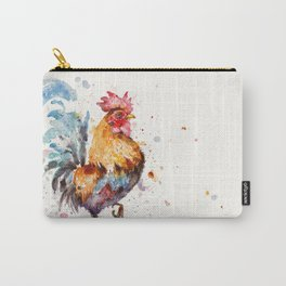 Rooster's About Carry-All Pouch