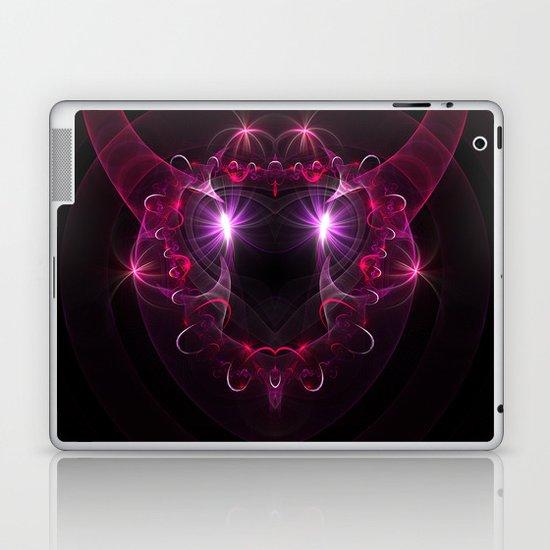 Horny Heart Laptop & iPad Skin