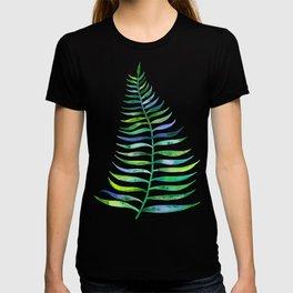 Palm Leaf – Green Palette T-shirt